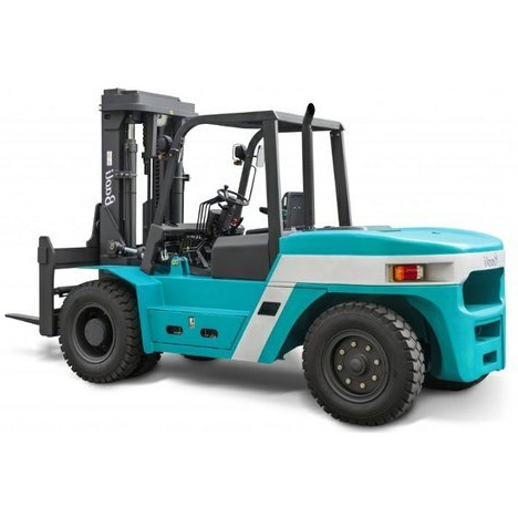 Dieselový (naftový) čelní vysokozdvižný vozík Baoli KBD 100 BM