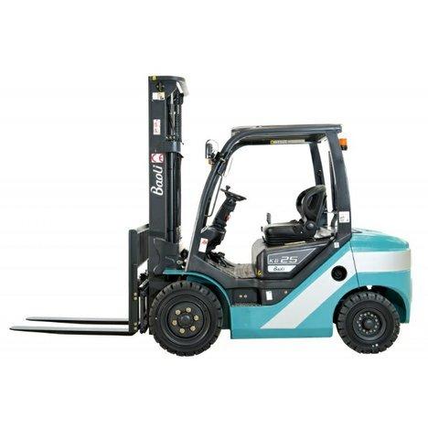 Dieselové (naftové) čelní vysokozdvižné vozíky Baoli KBD 15-35+