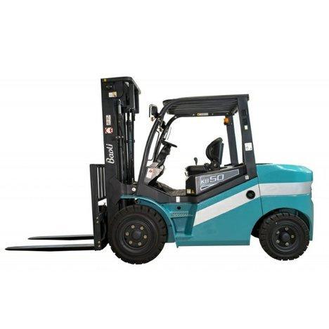 Dieselové (naftové) čelní vysokozdvižné vozíky Baoli KBD 40-50S