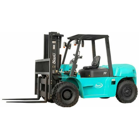 Dieselové (naftové) čelní vysokozdvižné vozíky Baoli KBD 60-70 BM
