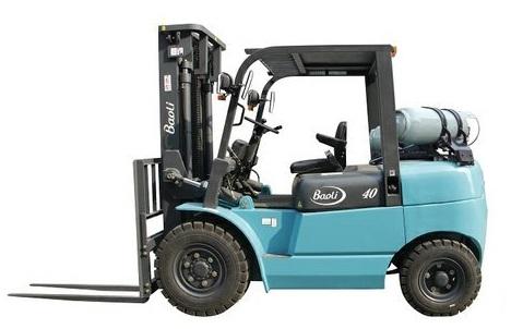 LPG vysokozdvižné vozíky Baoli KBG40-50