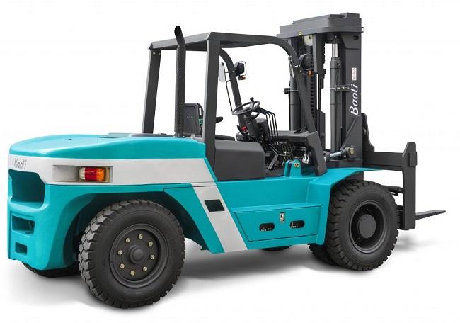 těžkotonážní dieselový VZV