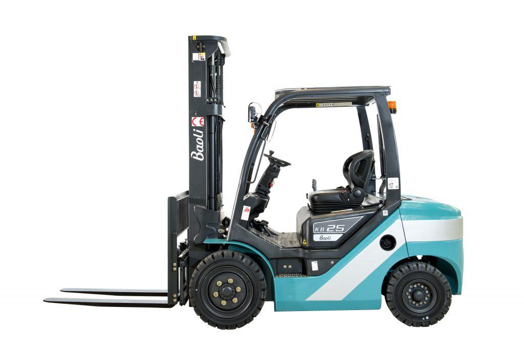 Dieselové čelní VZV vozíky